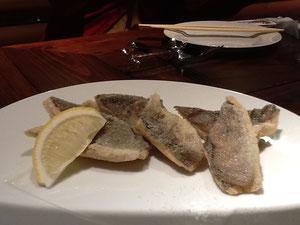 川魚のフリット