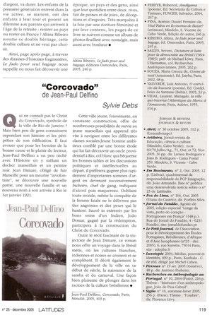 Latitudes, cahiers lusophones n°25 dec 2005 p3