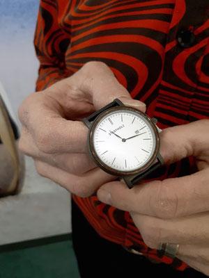 Marcinkowski - Lieblingsteil der Woche - Stadtholz Armbanduhr