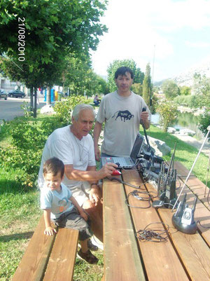 CONCURSO DE RADIO-VHF-UHF-ECHOLINK FRN