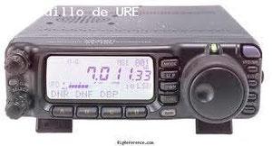 """TEXT EXAMEN DE RADIO AFICIONADOS CLASE A >PULSAR EN EL EQUIPO Y ENTRAR Y PULSAR AL FONDO """"INICIO"""""""