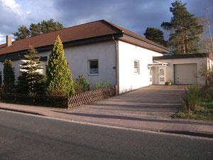 Hofauffahrt inkl.Abstellplatz / Garage