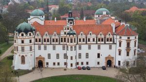 Das Residenzschloß Celle