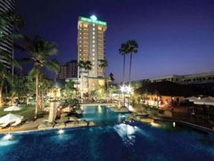 ジョムティエン パーム ビーチ ホテル & リゾート (Jomtien Palm Beach Hotel And Resort)