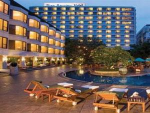 サイアム ベイビュー ホテル (Siam Bayview Hotel)
