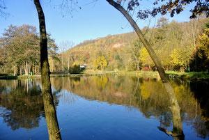 wunderschöner Herbsttag