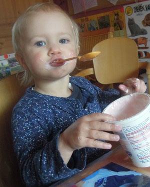 jogurt ist ja soooo gesund