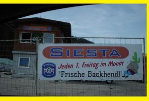 Siesta, Truck Stopp, Kaisersberg