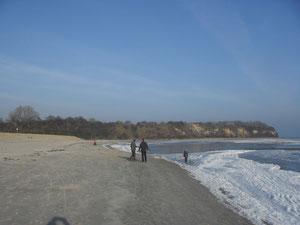 Strand von Lobbe
