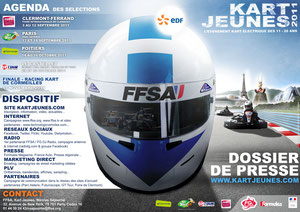 karting jeune 2011 la calmette karting