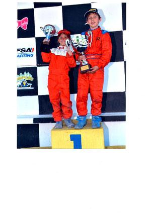 ecole de pilotage karting