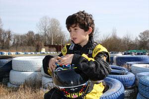 stage karting