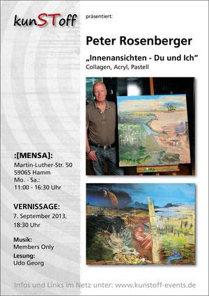 Flyer (c) Arno Weber