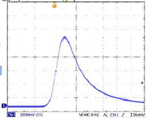 パルス波形データ