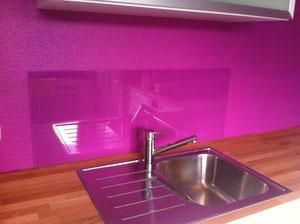Küchenspiegel ( nur Mut zur Farbe )