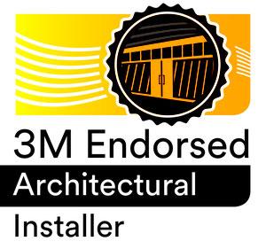 Zertifizierter Verleger 3M Architekturfolien
