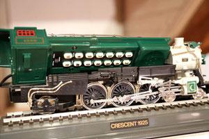 Telephonica: Lokomotive Telefon