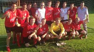 FC Büsingen Saison 2012/2013