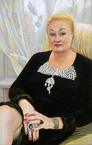 Портрет Людмилы Юрьевны
