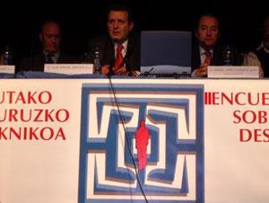 Miembros de Asociaciones de desaparecidos.