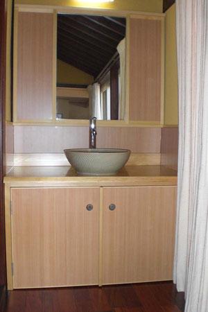 オーダー家具 洗面台