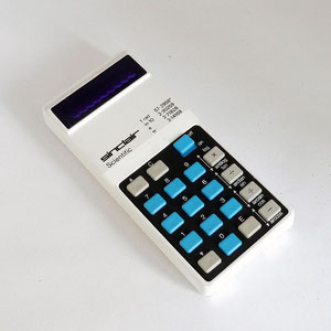 калькулятор индустриальный дизайн