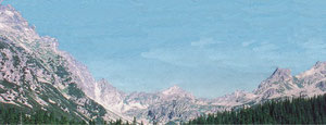 Hohe Tatra im Winter