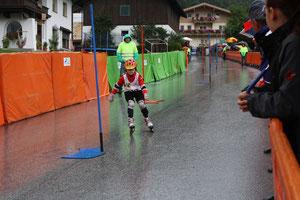 1.Rennen für Annika, Super-Rennmaus