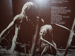 KEVIN AYERS (裏ジャケ画像)