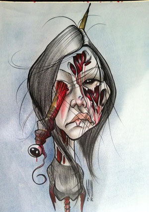 Genestar artist genestar tattoo studio okinawa japan for Bloodborne pathogens for tattoo artists