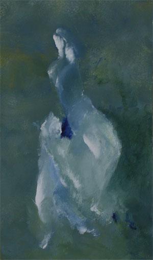Imaginaire 2012-08 acrylique sur toile 50 x 29,7