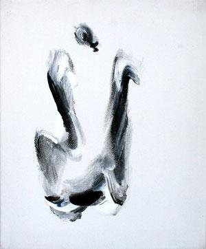 Imaginaire 2012-06 acrylique sur toile 46 x 38