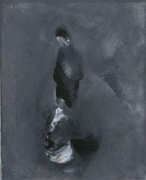 Imaginaire 2012-04 acrylique sur toile 41 x 33