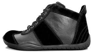 Senmotic barefoot shoes - Evolution H1 Black/Black