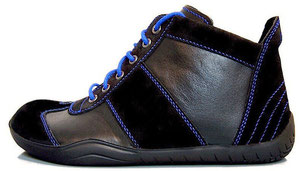 Senmotic barefoot shoes - Evolution H1 Black/Blue