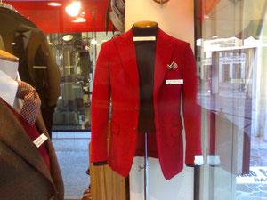 """Coll.2009/10 - giacca non impegnativa della Collezione """"SOPADARGENTO"""" - richiesta e prestata per qualche giorno a Palazzo Pitti (FI)"""