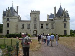 Schloss Brezé