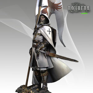 Teutonic Knight XIV C. 70mm