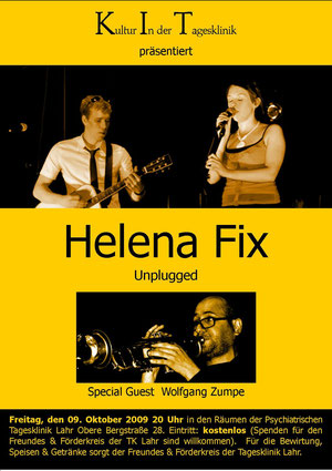 Helena Fix Konzert 2009