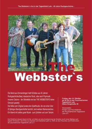 Webbster`s Konzert 2011