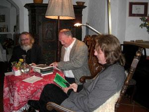 Passauer Thomas Bernhard Freunde