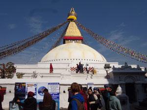 ボダナートの大仏塔