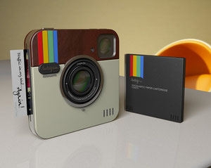 Instagram Comes to (Real) Life!