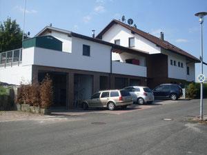 MFH in Mainhardt - Außenputz und Fassadenanstrich