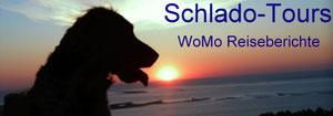 reich bebilderte Reiseberichte mit Womo