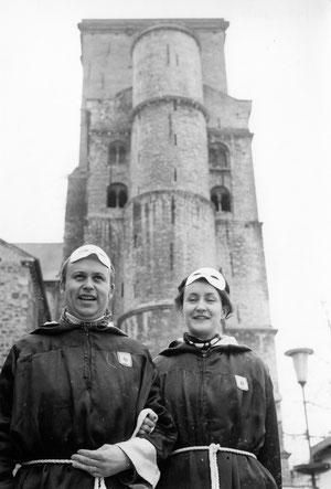 Monsieur et Madame COULY de SAINTES