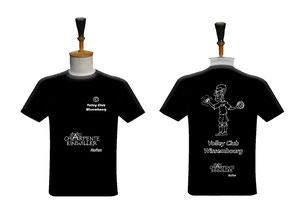 T-shirt 2010 - Merci Aurélien pour le dessin