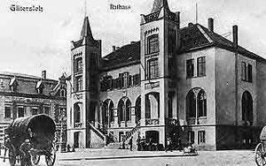 Rathaus (erbaut 1864, abgerissen 1971)