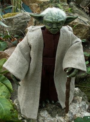 Yoda en Fimo
