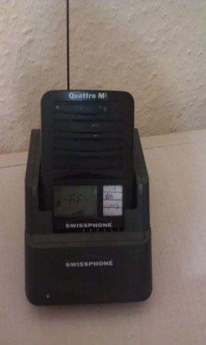 Funkmeldeempfänger/SWISSPHONE Quattro Mi